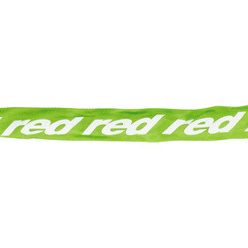 Red Cycling Products Secure Chain Chain Lock resettable, green